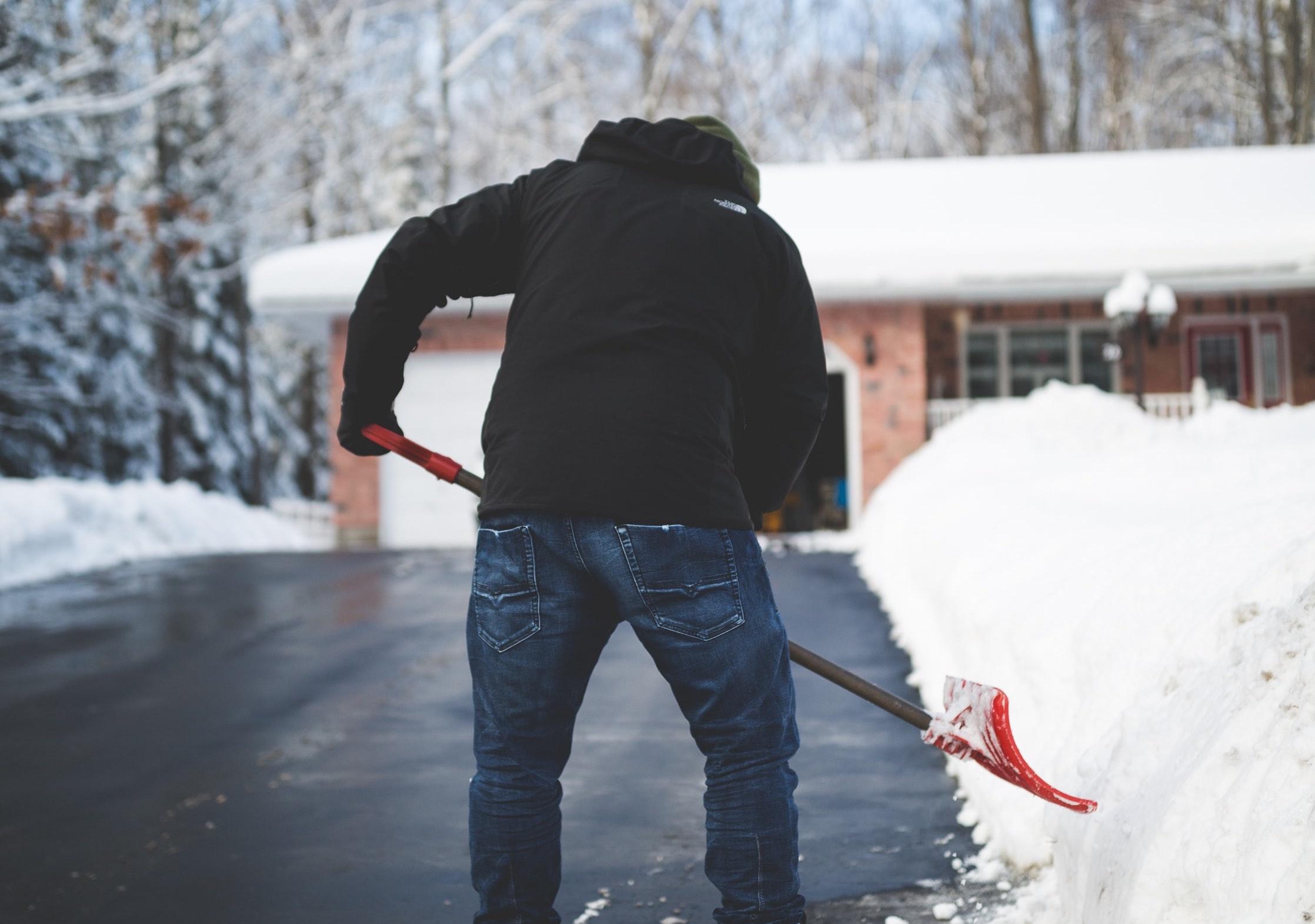 Which Snow do you Shovel?